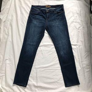 Kut from the Kloth boyfriend jeans size 14